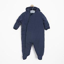 Erkek Bebek Astronot Lacivert (3-24 ay)