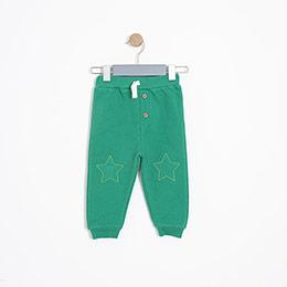 Erkek Bebek Eşofman Altı Yeşil (12-24 ay)