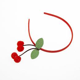 Kız Çocuk Taç Mix Kırmızı (3-12 Yaş)