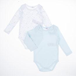 Kız Bebek Uzun Kol Badi Set Nane (3-15 ay)