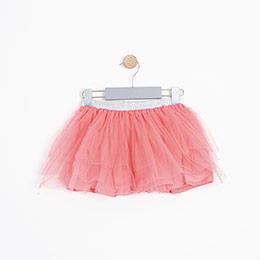 Kız Bebek Etek Pembe (12-24 ay)