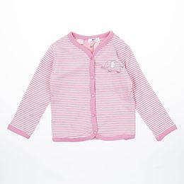Kız Bebek Hırka Pembe (12-24 ay)