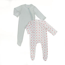 Kız Bebek Tulum Set Nane (3-15 ay)