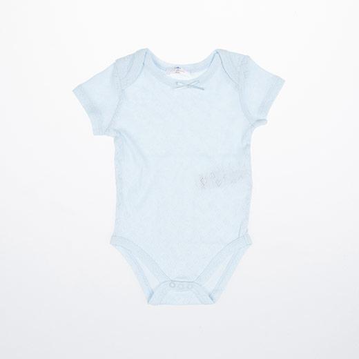 Kız Bebek Kısa Kol Body Nane (3-15 ay)