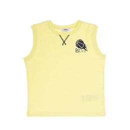 Erkek Çocuk Atlet Sarı (3-7 Yaş)