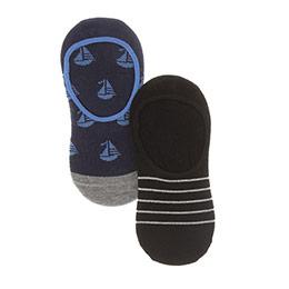 Erkek Çocuk 2li Babet Çorap Lacivert (23-34 numara)