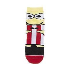 Erkek Çocuk Soket Çorap Sarı (23-34 numara)