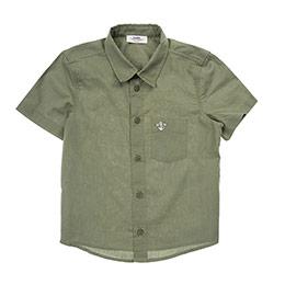 Erkek Çocuk Gömlek Haki (3-7 Yaş)