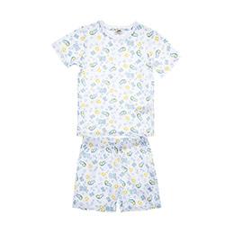 Erkek Çocuk Pijama Takımı (3-7 Yaş)