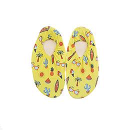 Erkek Çocuk Deniz ve Havuz Ayakkabısı Sarı (18-35 numara)