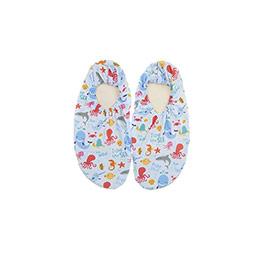 Erkek Çocuk Deniz ve Havuz Ayakkabısı Mint (18-35 numara)
