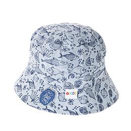 Erkek Çocuk Fötr Şapka Mavi (1-3 Yaş)