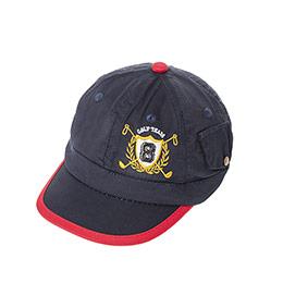 Erkek Çocuk Kep Şapka Lacivert (1-3 Yaş)