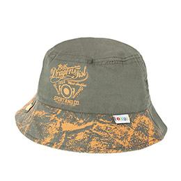 Erkek Çocuk Fötr Şapka Haki (3-7 Yaş)