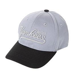 Erkek Çocuk Kep Şapka Gri (3-7 Yaş)