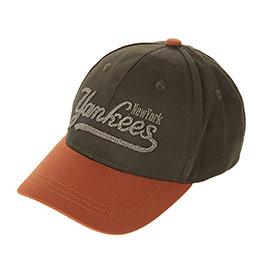 Erkek Çocuk Kep Şapka Haki (3-7 Yaş)