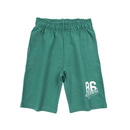 Erkek Çocuk Şort Yeşil (3-7 Yaş)