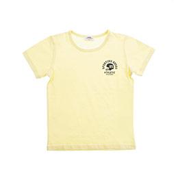 Erkek Çocuk Tişört Açık Sarı (3-7 Yaş)