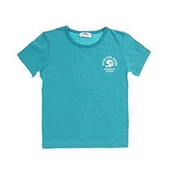 Erkek Çocuk Tişört Açık Petrol (3-7 Yaş)