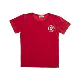Erkek Çocuk Tişört Kırmızı (3-7 Yaş)