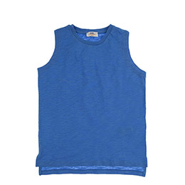 Genç Erkek Atlet Mavi (8-12 Yaş)
