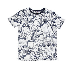 Erkek Çocuk Pijama Takımı Lacivert (3-7 Yaş)