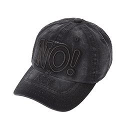 Genç Erkek Kep Şapka Siyah (8-12 Yaş)