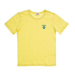 Genç Erkek Tişört Sarı (8-12 Yaş)