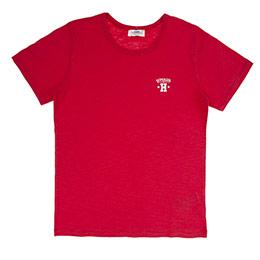 Genç Erkek Tişört Kırmızı (8-12 Yaş)