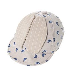 Erkek Bebek Kep Şapka Bej (0-24 ay)