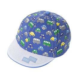 Erkek Bebek Kep Şapka Petrol (0-24 ay)