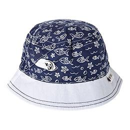 Erkek Bebek Fötr Şapka Lacivert (0-24 ay)