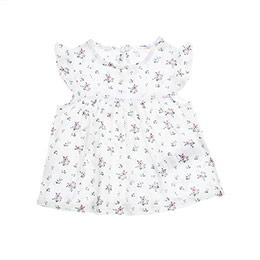 Kız Bebek Bluz Beyaz (12-24 ay)