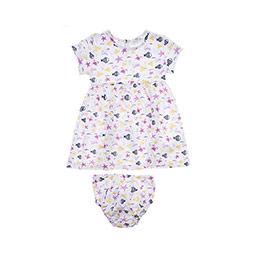Kız Bebek Elbise Beyaz (12-24 ay)