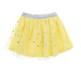 Kız Bebek Etek Sarı (12-24 ay)