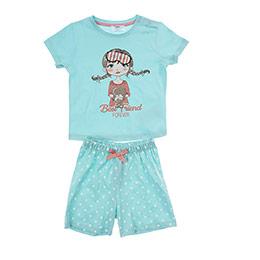 Kız Bebek Pijama Takımı Mint (12-24 ay)