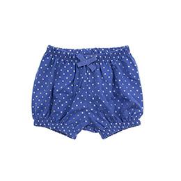 Kız Bebek Şort Mavi (12-24 ay)