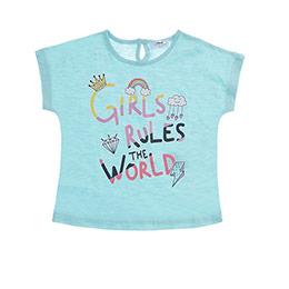 Kız Bebek Tişört Mint (12-24 ay)