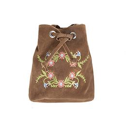 Kız Çocuk Fashion Çanta Kahve (3-10 Yaş)