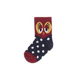 Kız Çocuk Soket Çorap Kırmızı (23-34 numara)
