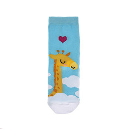 Kız Çocuk Soket Çorap Turkuaz (23-34 numara)