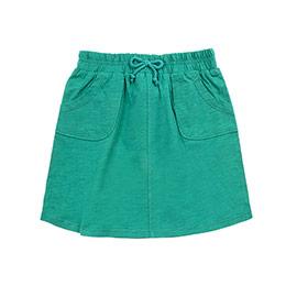 Kız Çocuk Etek Yeşil (3-7 Yaş)