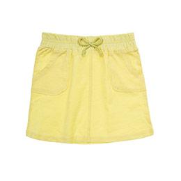 Kız Çocuk Etek Sarı (3-7 Yaş)