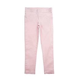 Kız Çocuk Pantolon Pembe (3-7 Yaş)