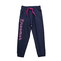 Kız Çocuk Örme Pantolon Lacivert (3-7 Yaş)
