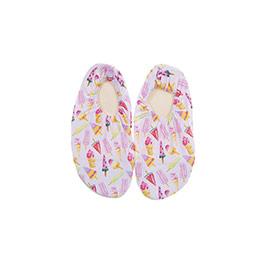 Kız Çocuk Deniz ve Havuz Ayakkabısı Açık Pembe (18-35 numara)