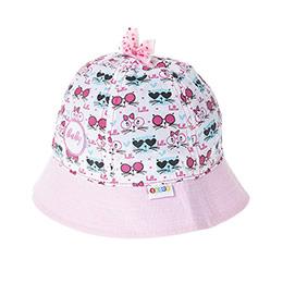 Kız Çocuk Fötr Şapka Beyaz (1-3 Yaş)