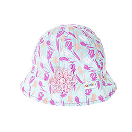 Kız Çocuk Fötr Şapka Mint (1-3 Yaş)