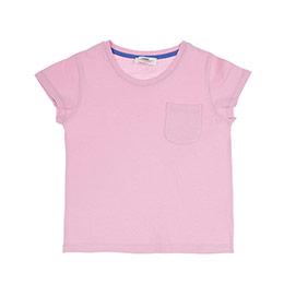 Kız Çocuk Tişört Pembe (3-7 Yaş)