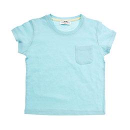 Kız Çocuk Tişört Nane (3-7 Yaş)